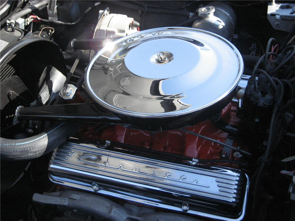 1964 CHEVROLET CORVETTE CONVERTIBLE - Engine - 116330