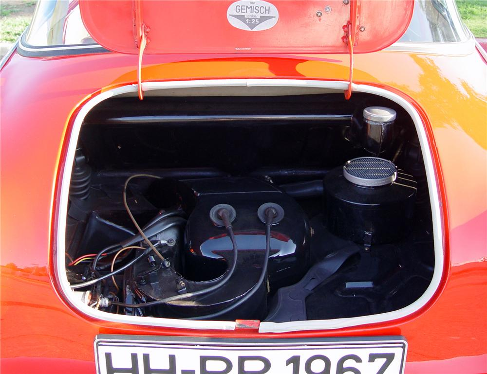 1959 GOGGOMOBIL TS-250 COUPE - Engine - 116344