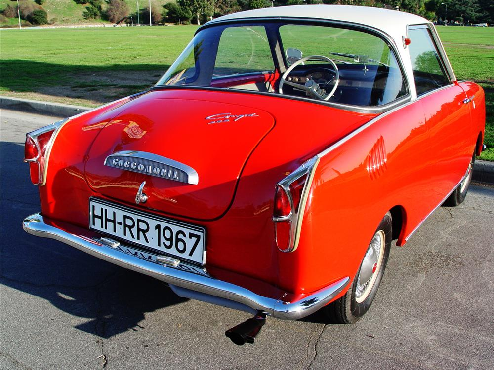 1959 GOGGOMOBIL TS-250 COUPE - Rear 3/4 - 116344