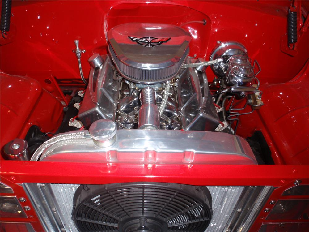 1955 CHEVROLET 210 CUSTOM TOPLESS ROADSTER - Engine - 116371