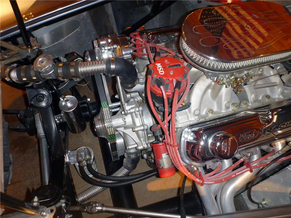 1965 FACTORY FIVE SHELBY COBRA RE-CREATION ROADSTER - Engine - 116384