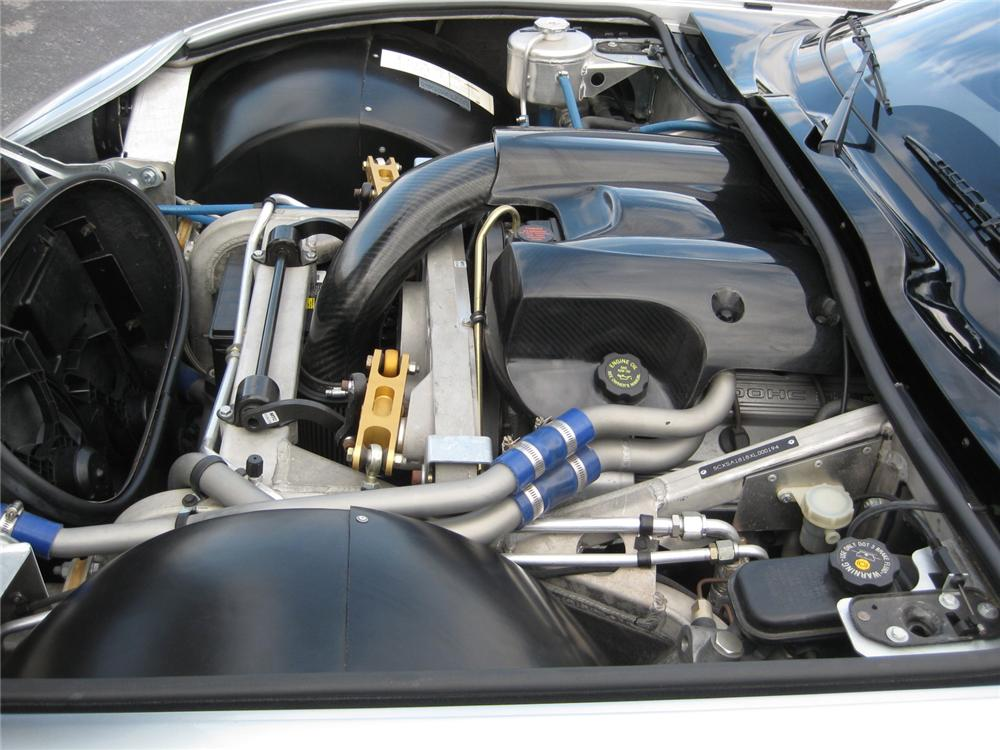 1999 SHELBY SERIES 1 CONVERTIBLE - Engine - 116396
