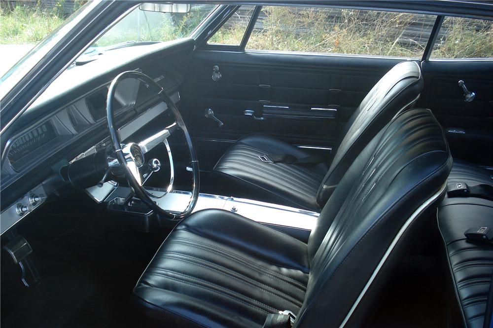 1966 CHEVROLET IMPALA SS 2 DOOR COUPE - Interior - 116436