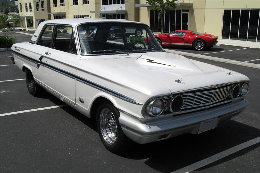 1964 FORD THUNDERBOLT RE-CREATION - Front 3/4 - 116521