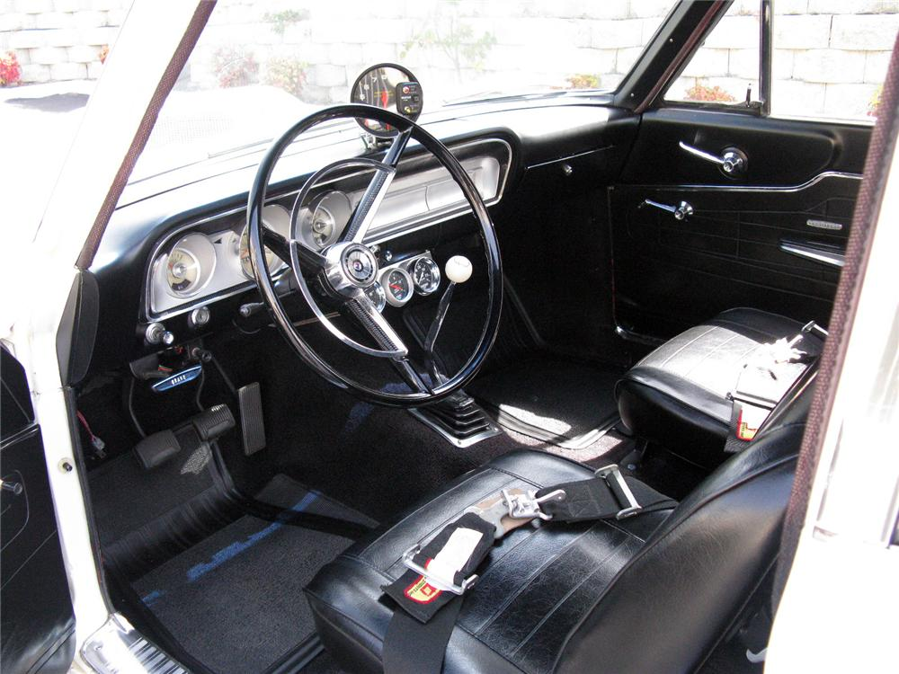 1964 FORD THUNDERBOLT RE-CREATION - Interior - 116521