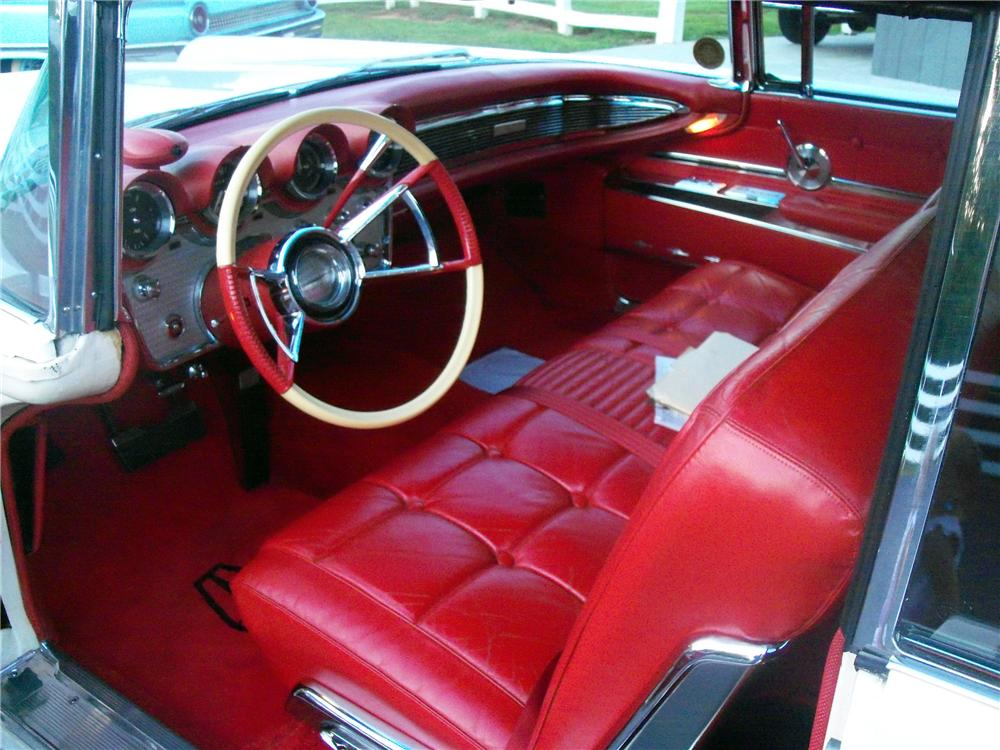 1960 Lincoln Continental Convertible116527