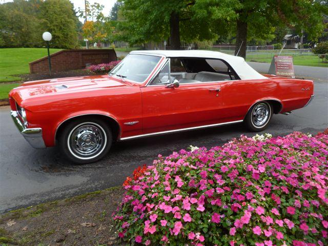 1964 PONTIAC GTO TRIBUTE CONVERTIBLE - Front 3/4 - 116531