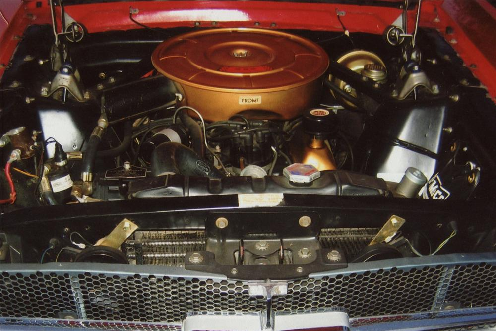 1965 FORD MUSTANG FASTBACK - Engine - 116758