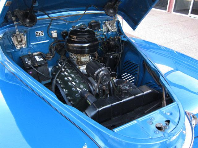 1946 LINCOLN CLUB COUPE - Engine - 116939