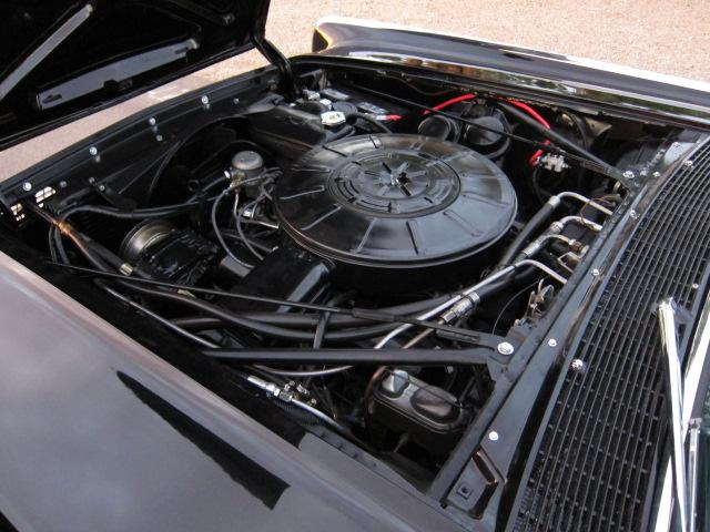 1962 LINCOLN CONTINENTAL CONVERTIBLE - Engine - 116943