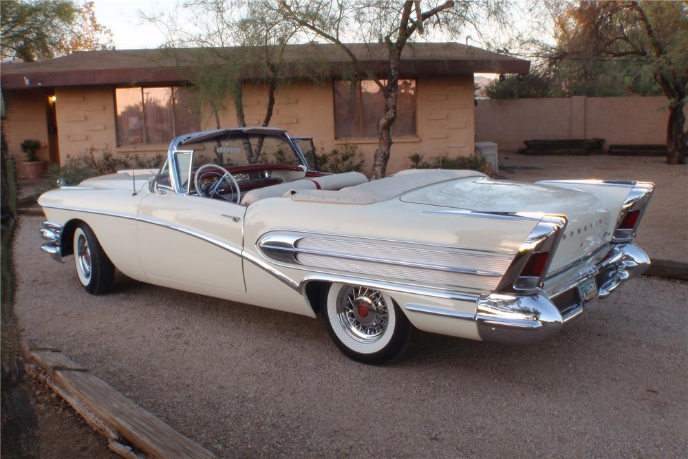 1958 Buick Special Convertible Cars Pinterest Buick
