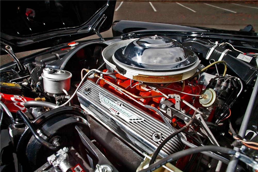 1955 FORD THUNDERBIRD CONVERTIBLE - Engine - 117013