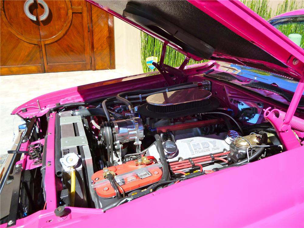 1970 DODGE CHALLENGER 2 DOOR HARDTOP - Engine - 117035