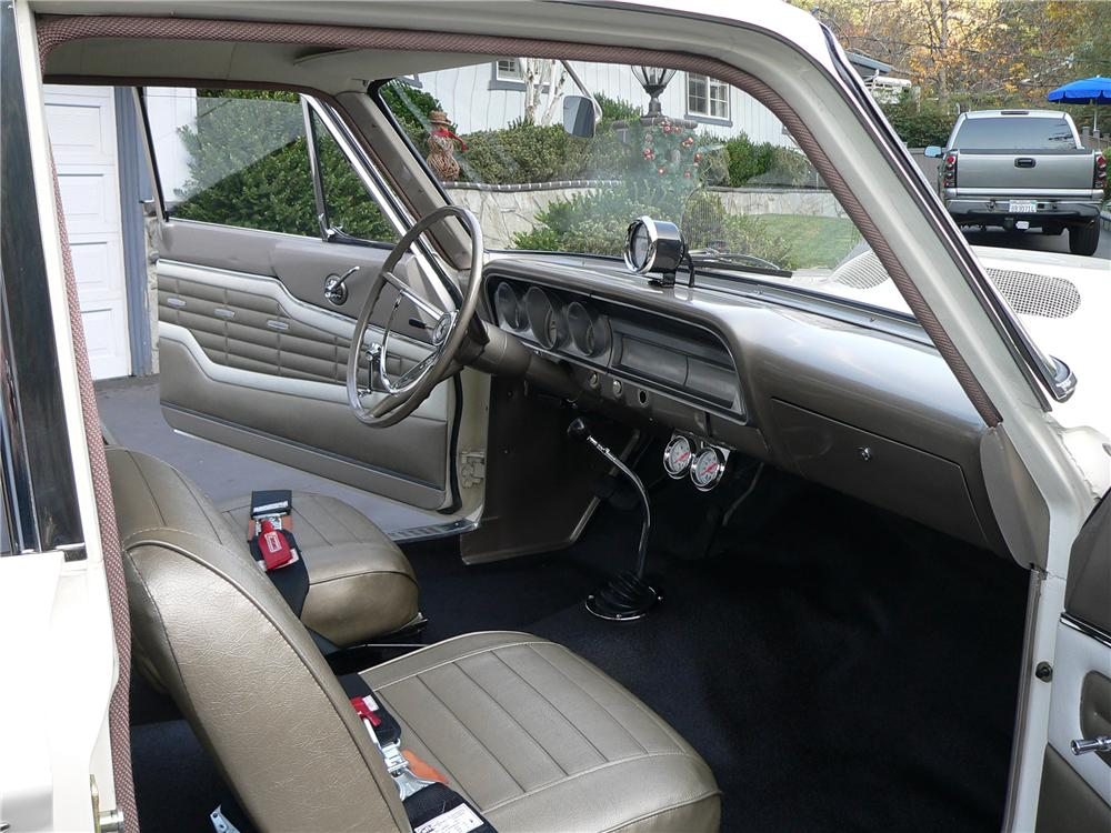 1964 FORD FAIRLANE THUNDERBOLT RE-CREATION - Interior - 117055