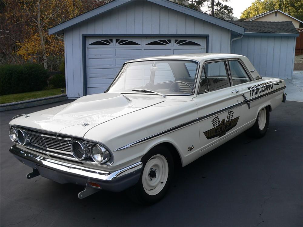 1964 FORD FAIRLANE THUNDERBOLT RE-CREATION - Misc 1 - 117055