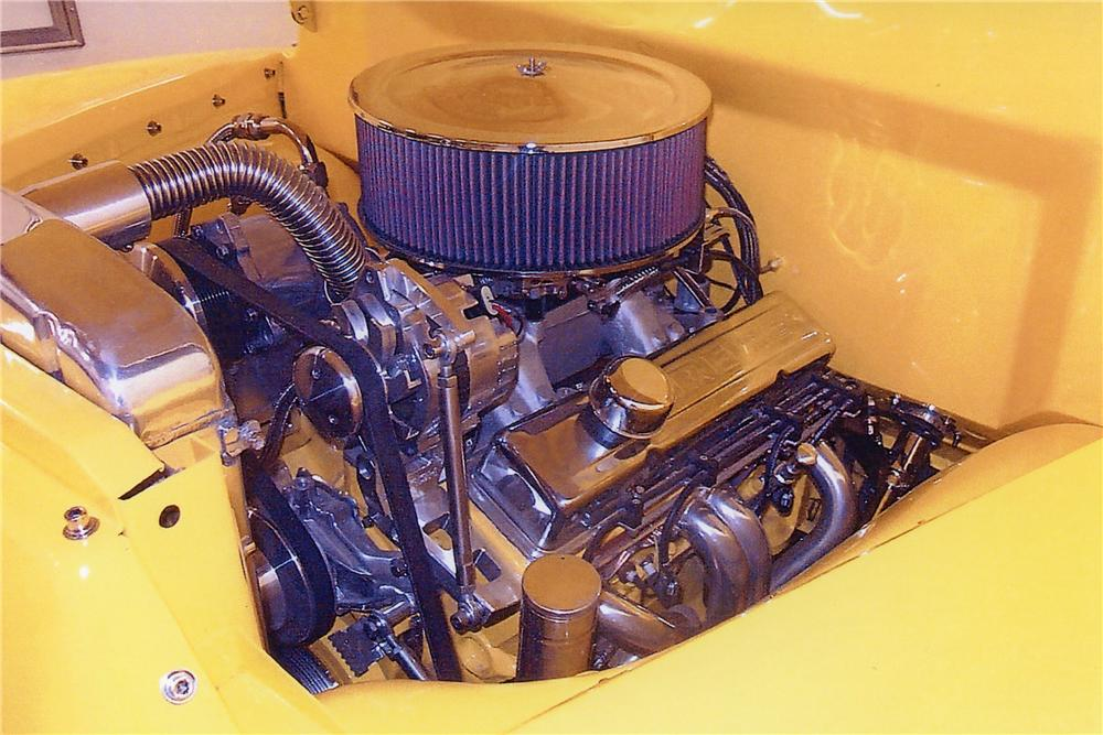 1953 CHEVROLET CUSTOM PICKUP - Engine - 117060