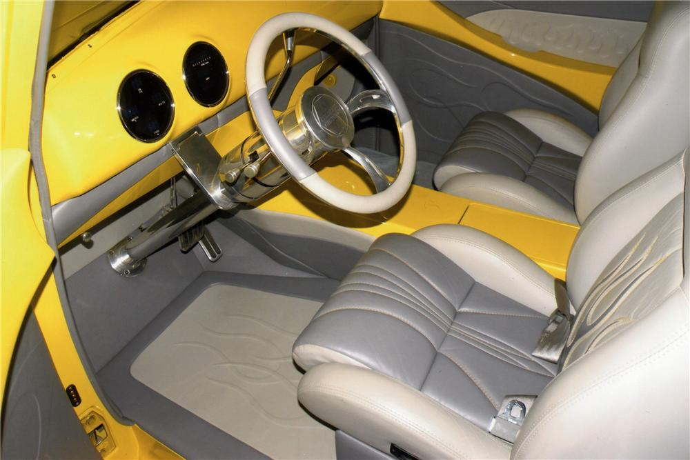 1953 CHEVROLET CUSTOM PICKUP - Interior - 117060
