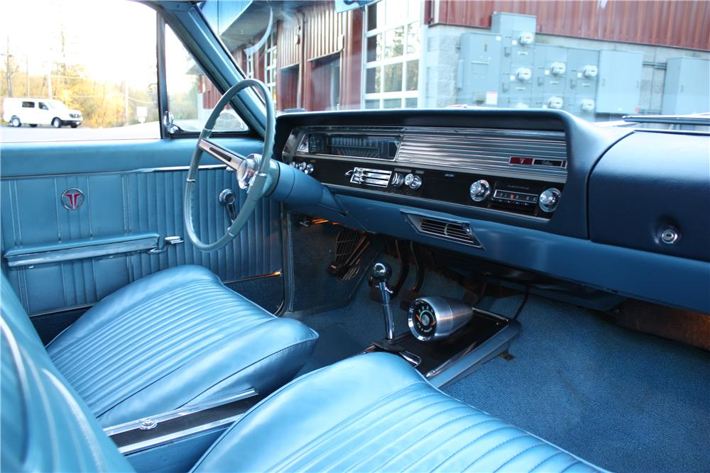 1964 OLDSMOBILE 442 2 DOOR COUPE - Interior - 117071