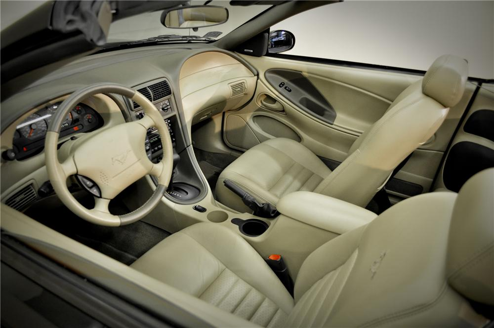 Awesome ... 2004 FORD MUSTANG GT CONVERTIBLE   Interior   117081 ...