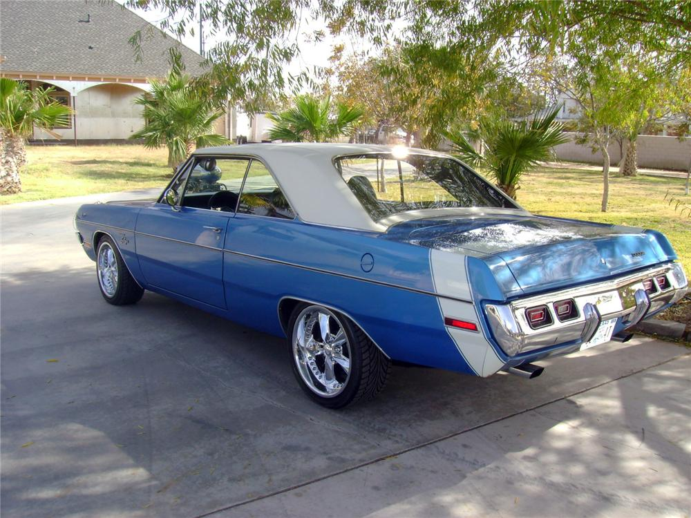 1971 dodge dart custom - photo #6