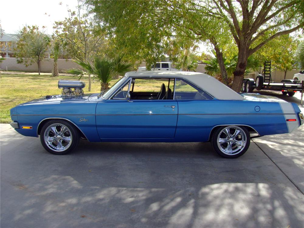 1971 dodge dart custom -#main