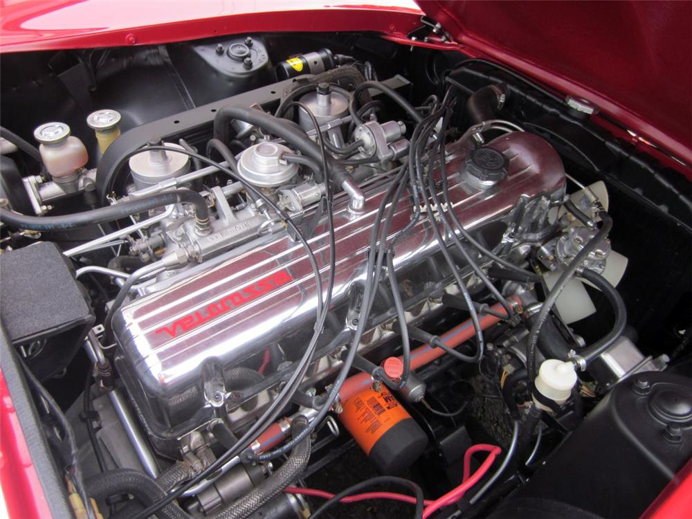 1973 DATSUN CUSTOM ROADSTER - Engine - 117126