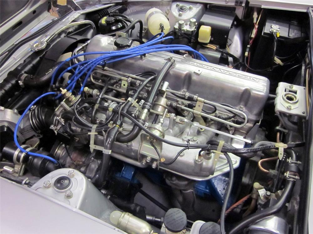 1975 DATSUN 280Z HATCHBACK - Engine - 117129