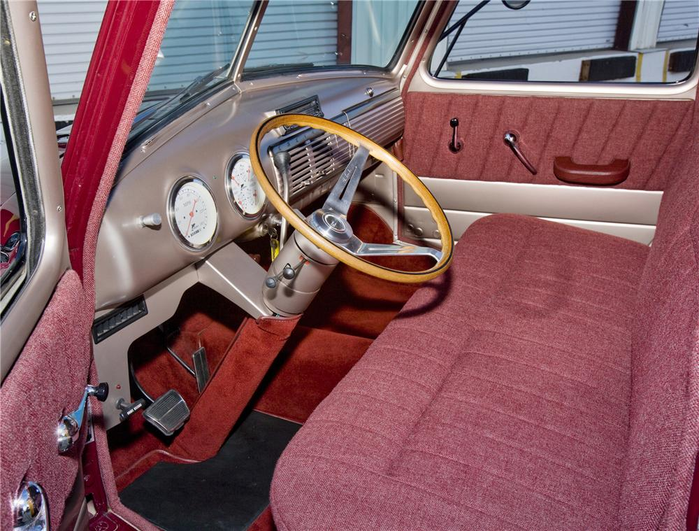 1948 CHEVROLET COE - Interior - 117145