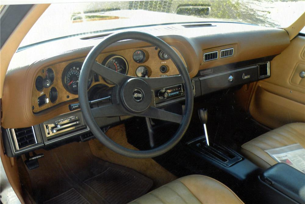 1977 CHEVROLET CAMARO Z28 2 DOOR COUPE  117177