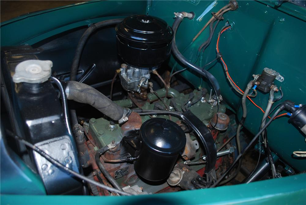 1946 STUDEBAKER M5 PICKUP - Engine - 117188