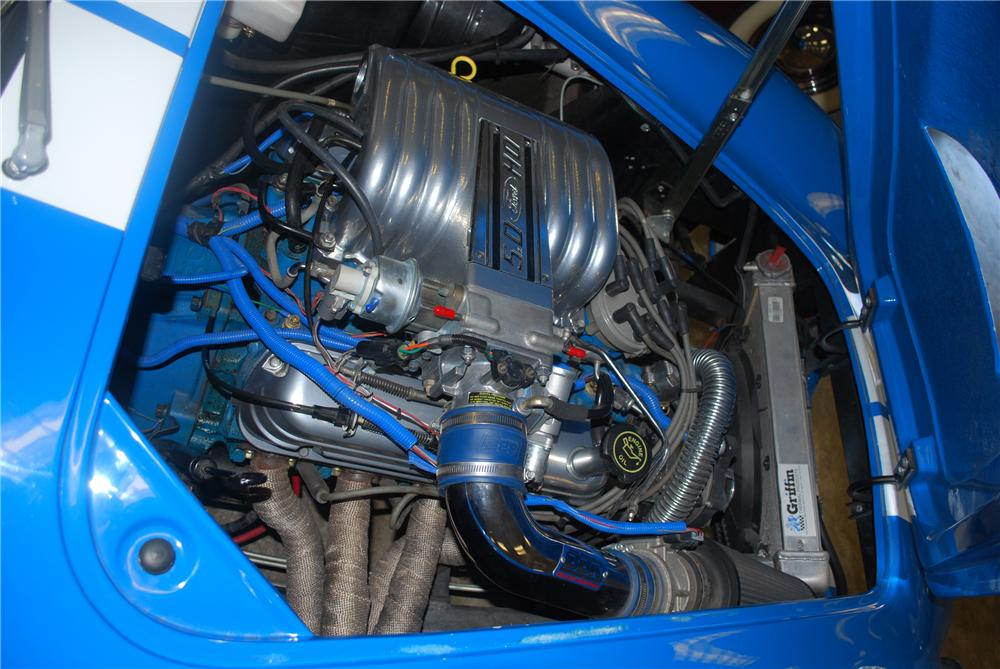 1965 SHELBY COBRA RE-CREATION ROADSTER - Engine - 117200
