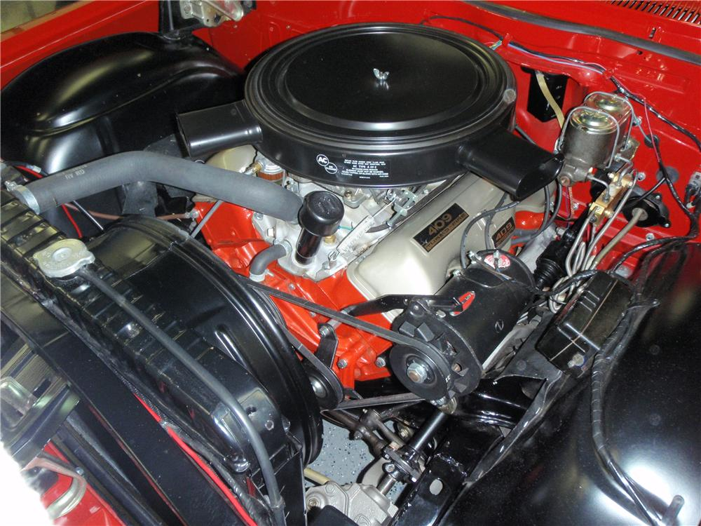 1962 CHEVROLET BISCAYNE 2 DOOR SEDAN - Engine - 117241