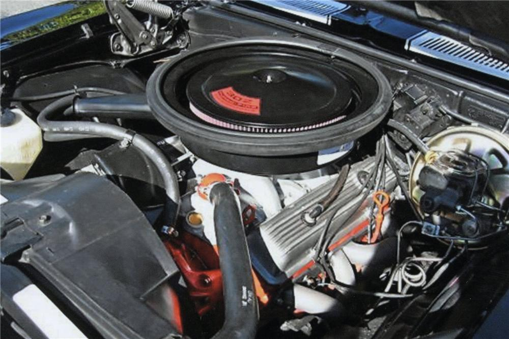1969 CHEVROLET CAMARO Z/28 RS COUPE - Engine - 117303