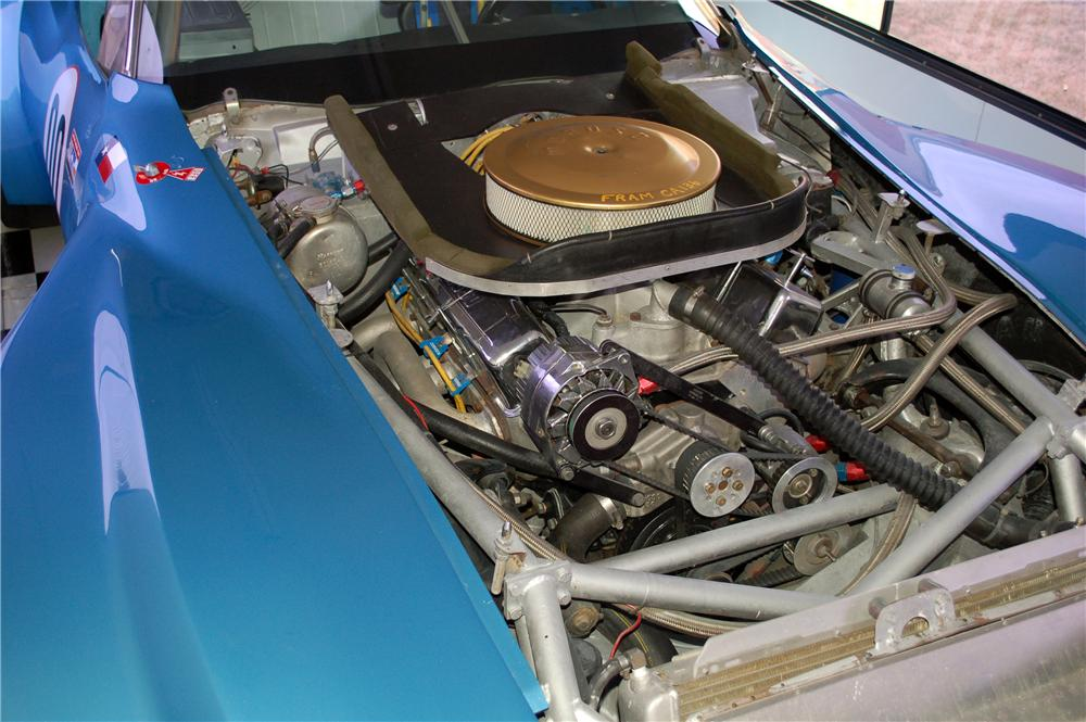 1970 CHEVROLET CORVETTE RACECAR - Engine - 117361