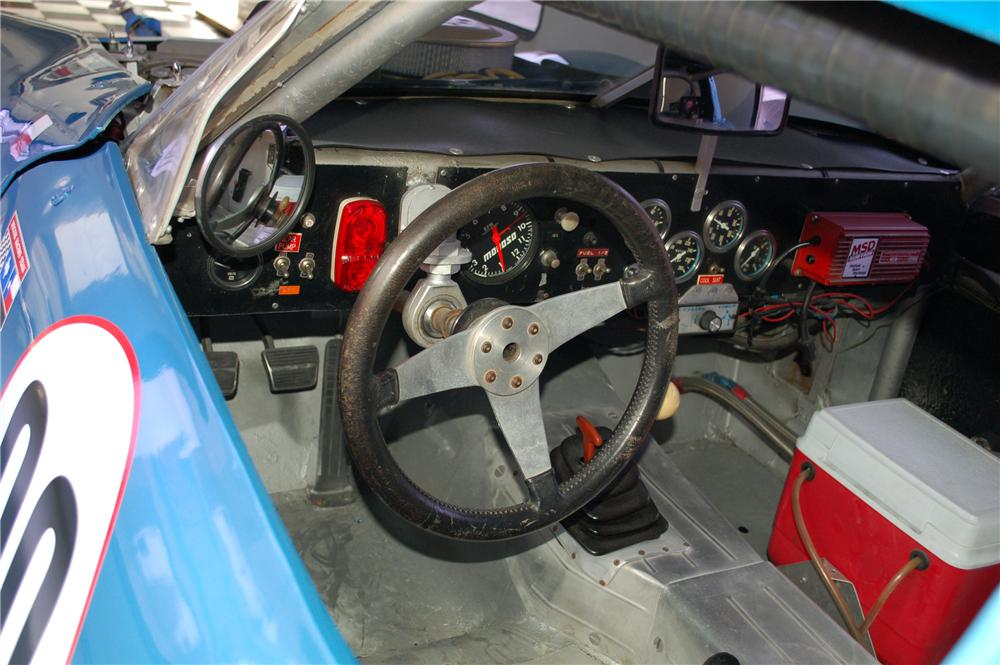 1970 CHEVROLET CORVETTE RACECAR - Interior - 117361
