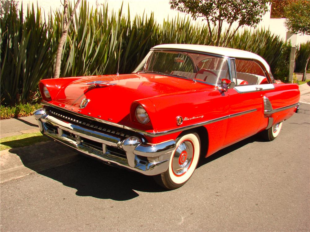 1955 mercury monterey 2 door coupe 117395