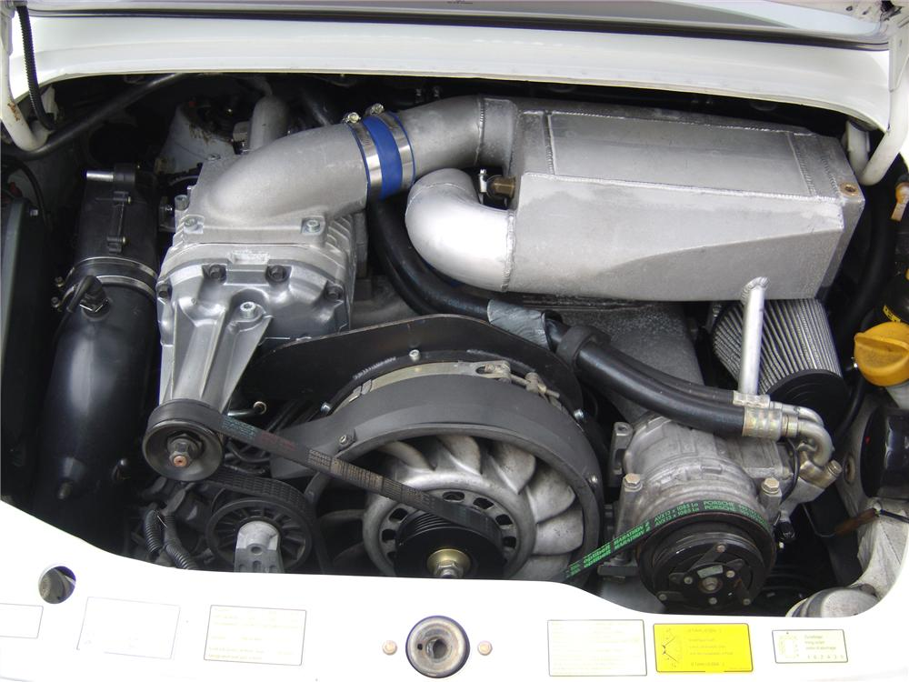 1990 PORSCHE RSR TRIBUTE COUPE - Engine - 117416