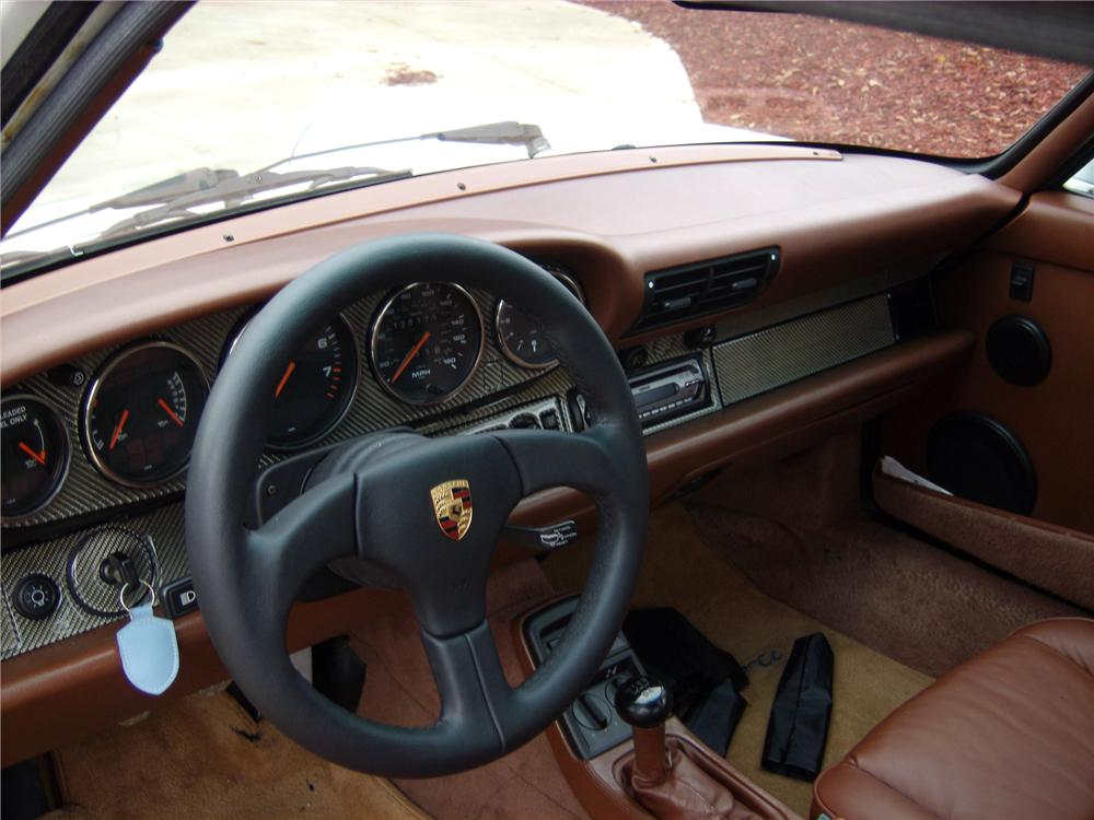1990 PORSCHE RSR TRIBUTE COUPE - Interior - 117416