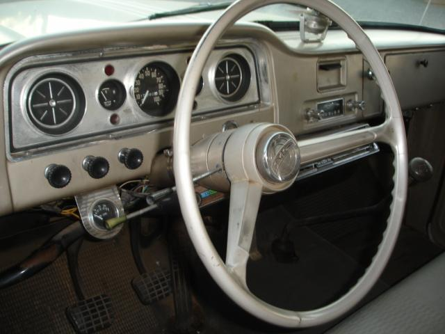 1965 GMC PICKUP/CAMPER - Interior - 117419
