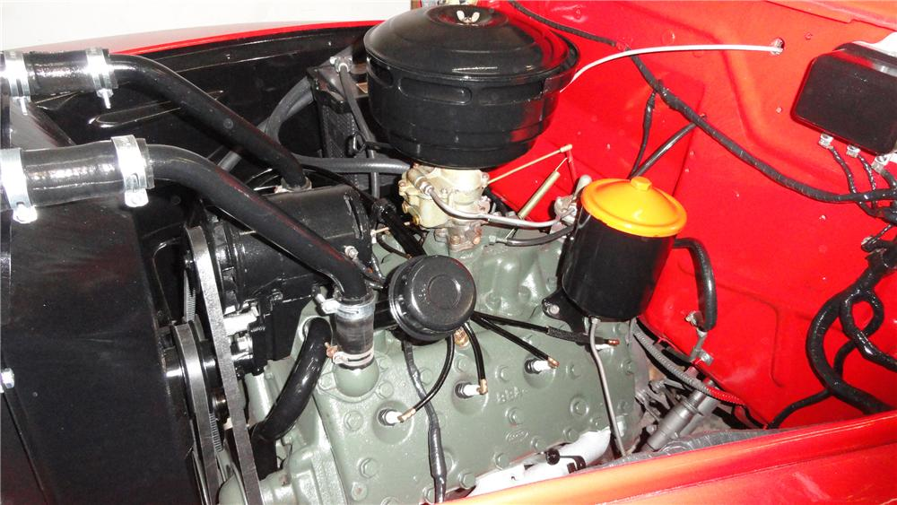 1950 FORD STAKEBED PICKUP - Engine - 117429