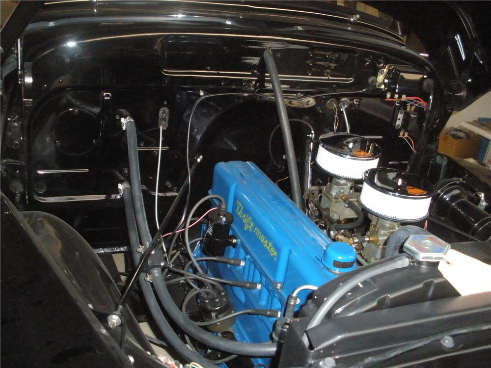 1958 CHEVROLET APACHE CUSTOM PICKUP - Engine - 117431