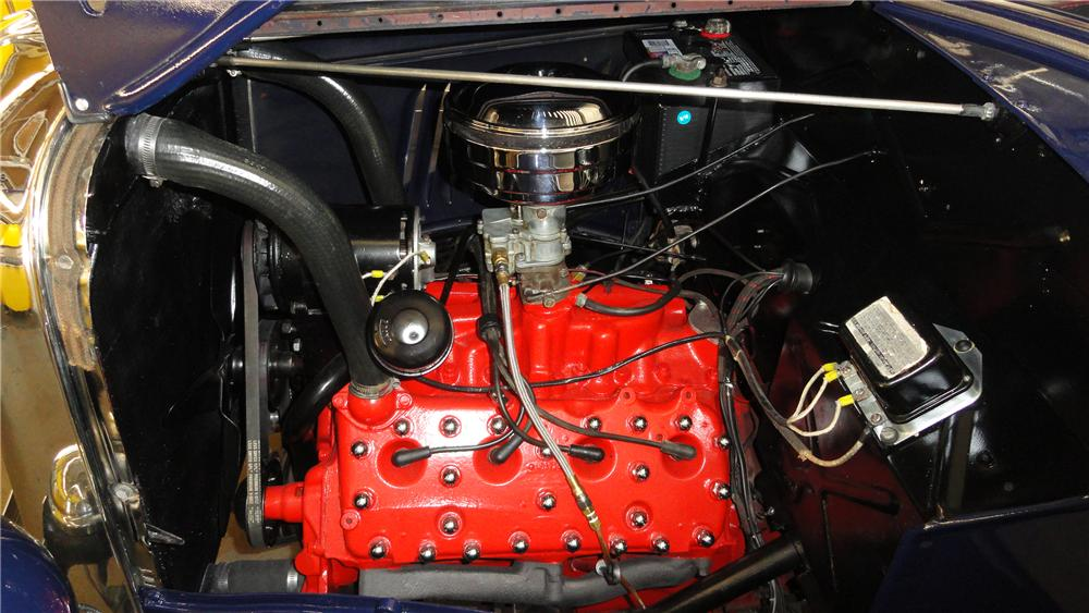 1935 FORD PICKUP - Engine - 117435