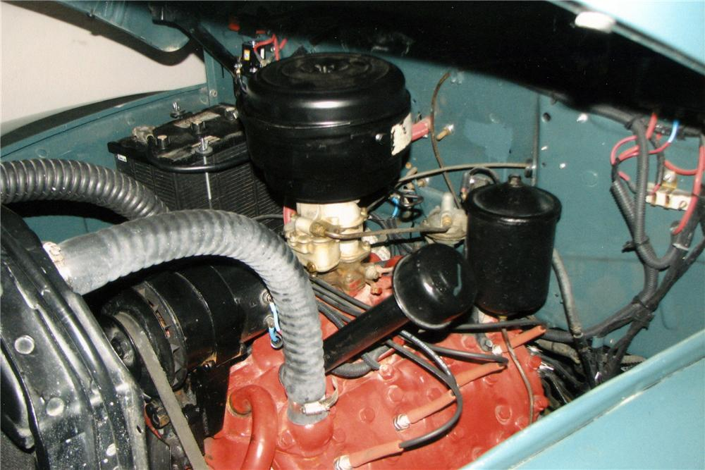1951 FORD F-1 1/2 TON PICKUP - Engine - 117440