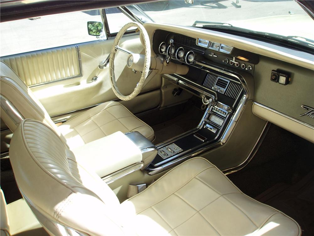 1966 ford thunderbird landau coupe 117446. Black Bedroom Furniture Sets. Home Design Ideas