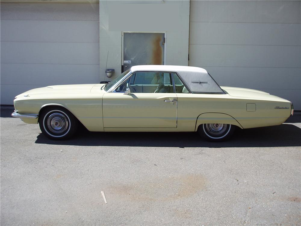 1966 ford thunderbird landau coupe 117446. Cars Review. Best American Auto & Cars Review