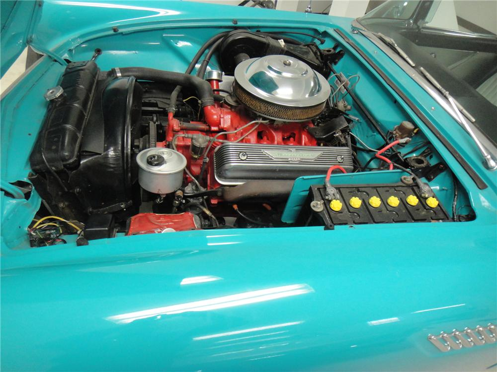 1956 FORD THUNDERBIRD CONVERTIBLE - Engine - 117454