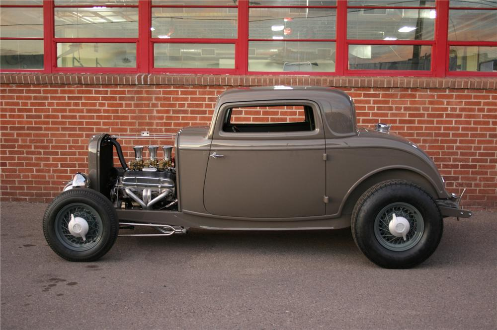 1932 ford 3 window custom coupe 117471 for 1932 ford three window coupe for sale