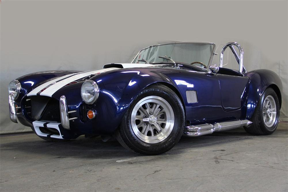 1966 Factory Five Shelby Cobra Re Creation Roadster 117482
