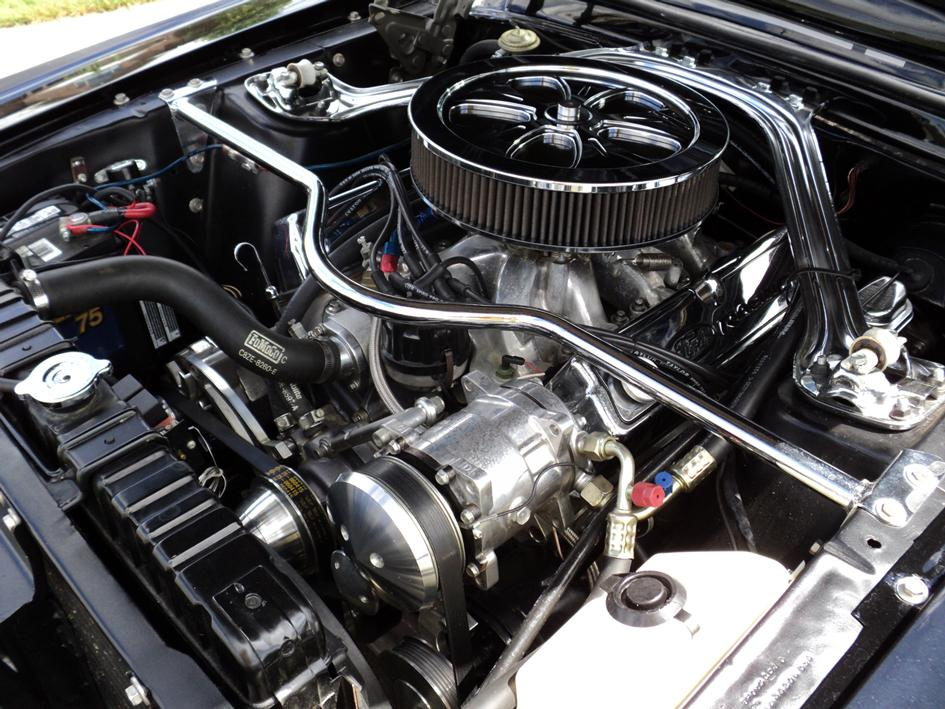 1968 FORD MUSTANG CUSTOM CONVERTIBLE - Engine - 117493