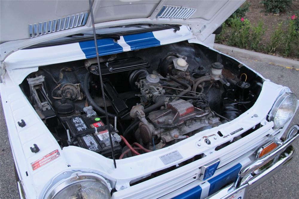 1970 HONDA N600 COUPE - Engine - 117509